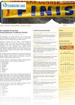 trainharder.com